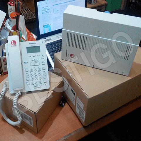 PABX IP Panasonic KX-HTS32 8 Extension