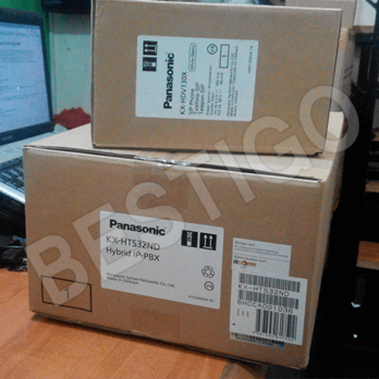PABX IP Panasonic KX-HTS32 8 Extension