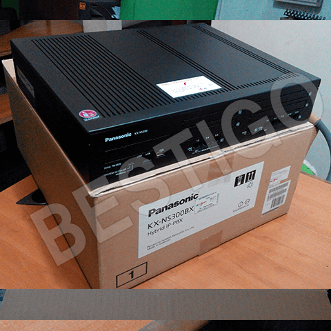 Pabx IP Panasonic KX-NS300 80 Extension