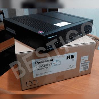 Pabx IP Panasonic KX-NS300 48 Extension