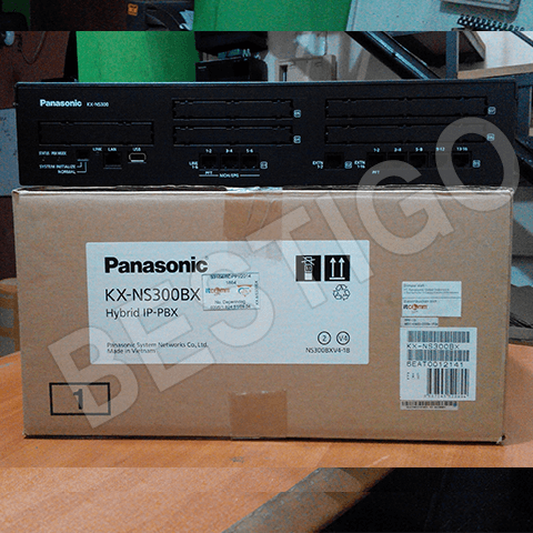 Pabx IP Panasonic KX-NS300 48 Extension