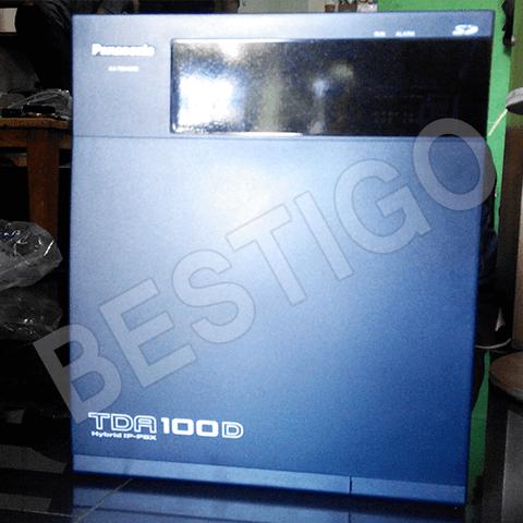 Pabx Panasonic KX-TDA100D 24 Extension