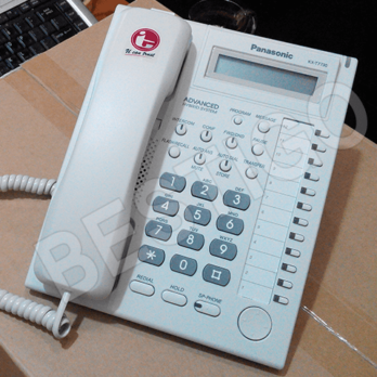 telepon digital panasonic kx-t7730