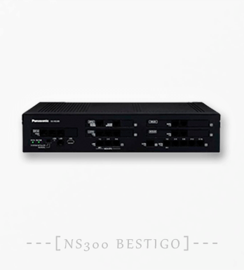 Pabx IP Panasonic KX-NS300 16 Extension