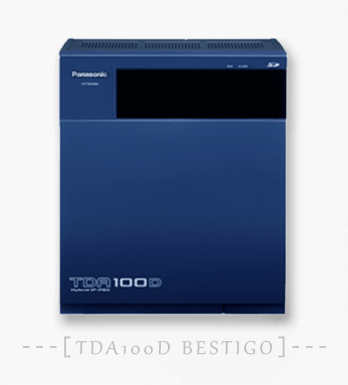 Pabx Panasonic KX-TDA100D 24 Extension