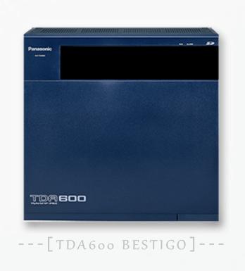 Pabx Panasonic KX-TDA600 120 Extension