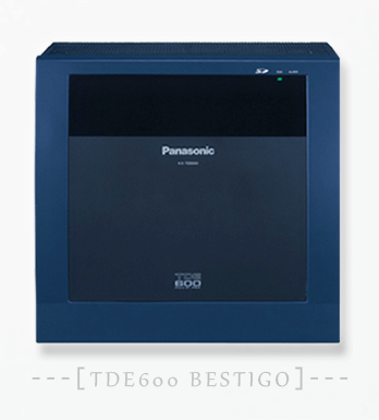 Pabx IP Panasonic KX-TDE600 120 Extension