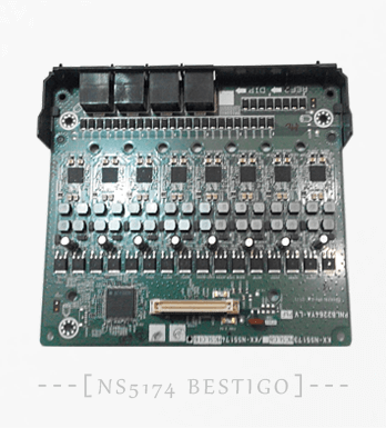 Expand Card KX-NS5174 16 Port Analog Extension