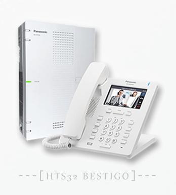 Pabx IP Panasonic KX-HTS32 24 Extension