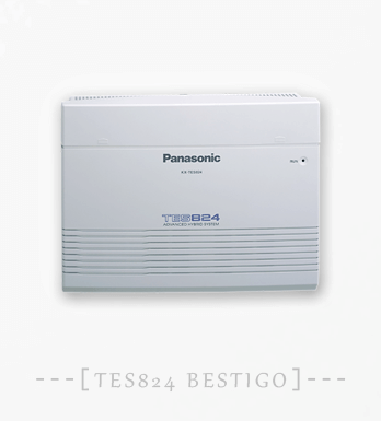 Pabx Panasonic KX-TES824 Main Unit