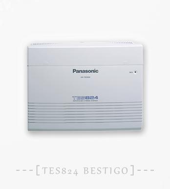 Pabx Panasonic KX-TES824 Main Unit