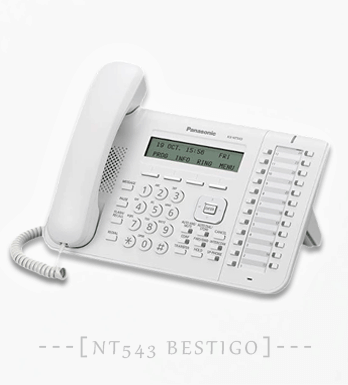 Telepon IP Proprietary Panasonic KX-NT543