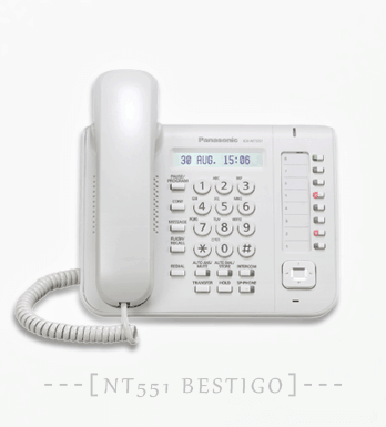 Telepon IP Proprietary Panasonic KX-NT551
