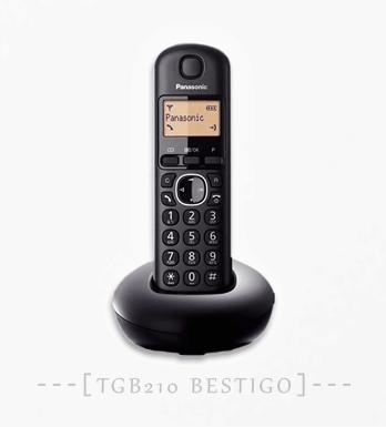 Telepon Cordless Panasonic KX-TGB210