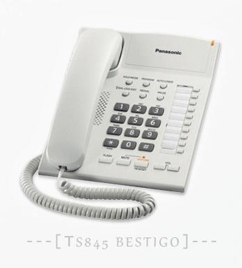 Harga Telepon Single Line Panasonic KX-TS845