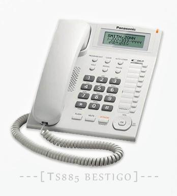 Harga Telepon Single Line Panasonic KX-TS885